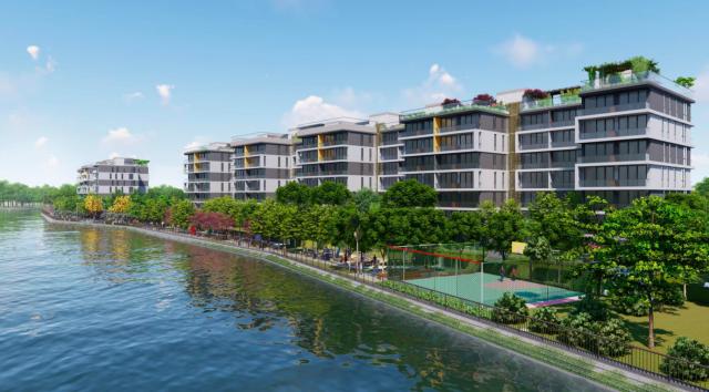 căn hộ panomax river villa:toàn cảnh