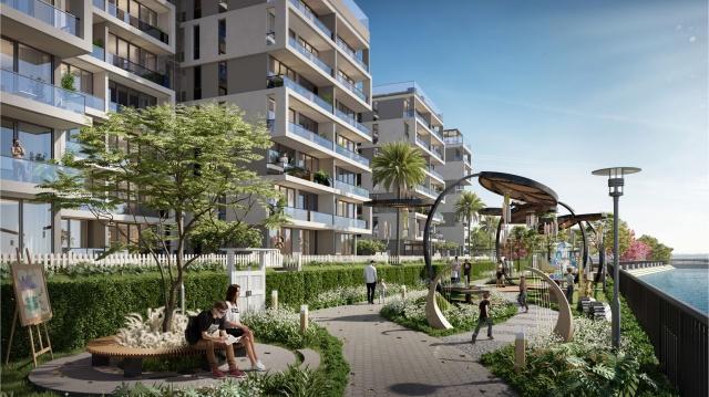 căn hộ panomax river villa:không gian sống