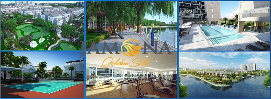 jamona golden silk:tiện ích